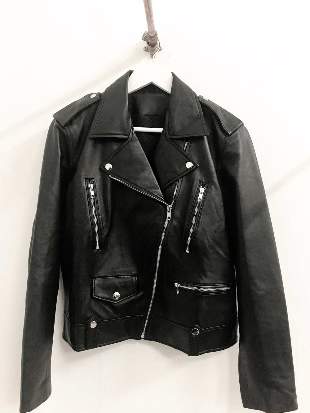 Image of Leather Jacket