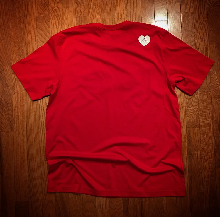 "Image of OG Bred ""Love...period!"" Tee"