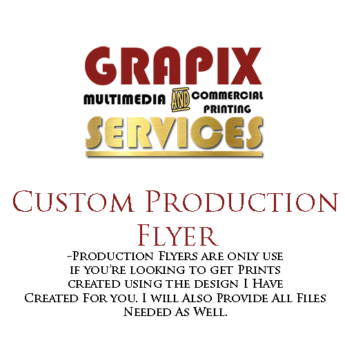 Image of Production Flyers
