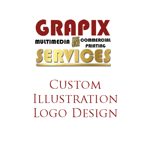 Image of Custom Illustration Logo Design