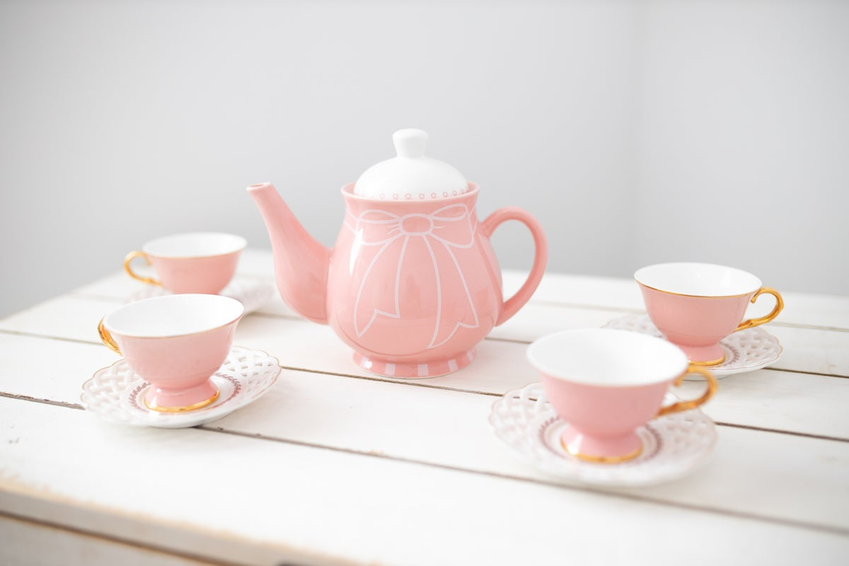 Image of Ballerina Tea Set