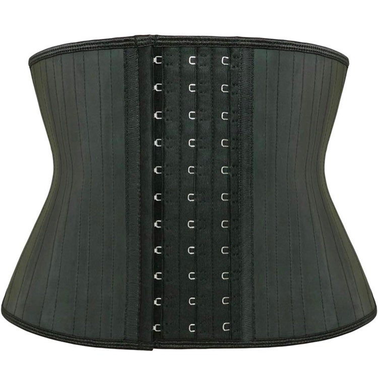 Image of Short Torso 3-row Latex Waist Trainer