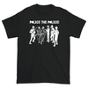 Police the Police T Shirt (Black)