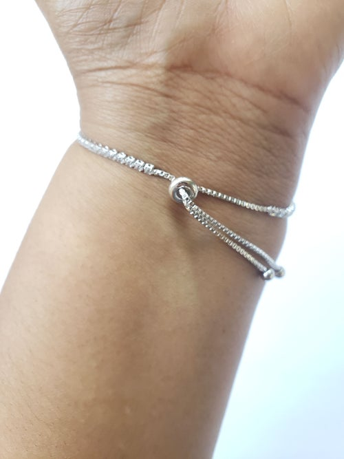 Image of Eye of Horus Adjustable bracelet | Cubic Zirconia