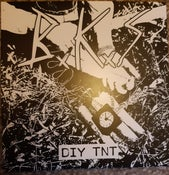 "Image of B.K.S. 'DIY TNT' 7"" E.P. (RE-STOCKED!)"