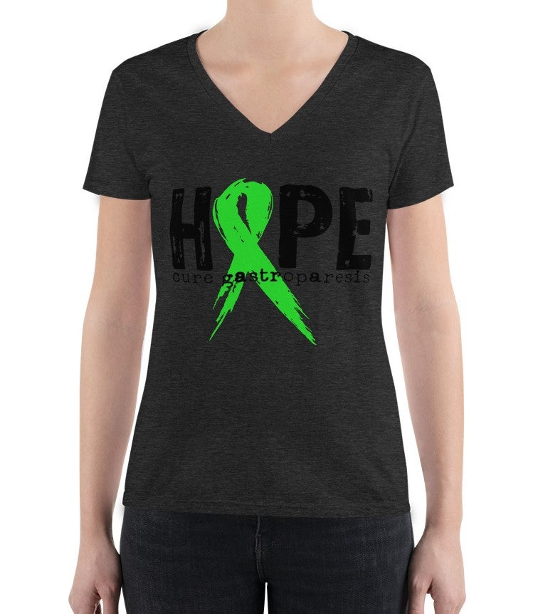 Image of HOPE Gastroparesis V-Neck