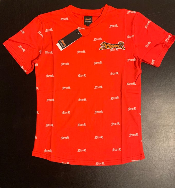 Image of LeTigre Fairfield Tee Red
