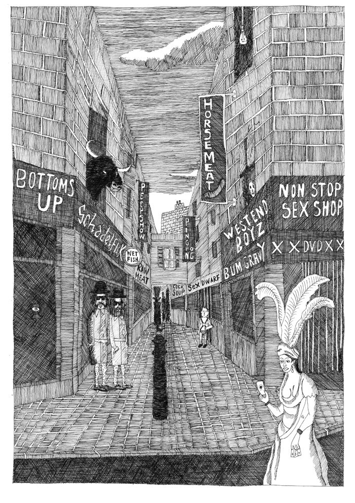 Image of 'Walkers Court'