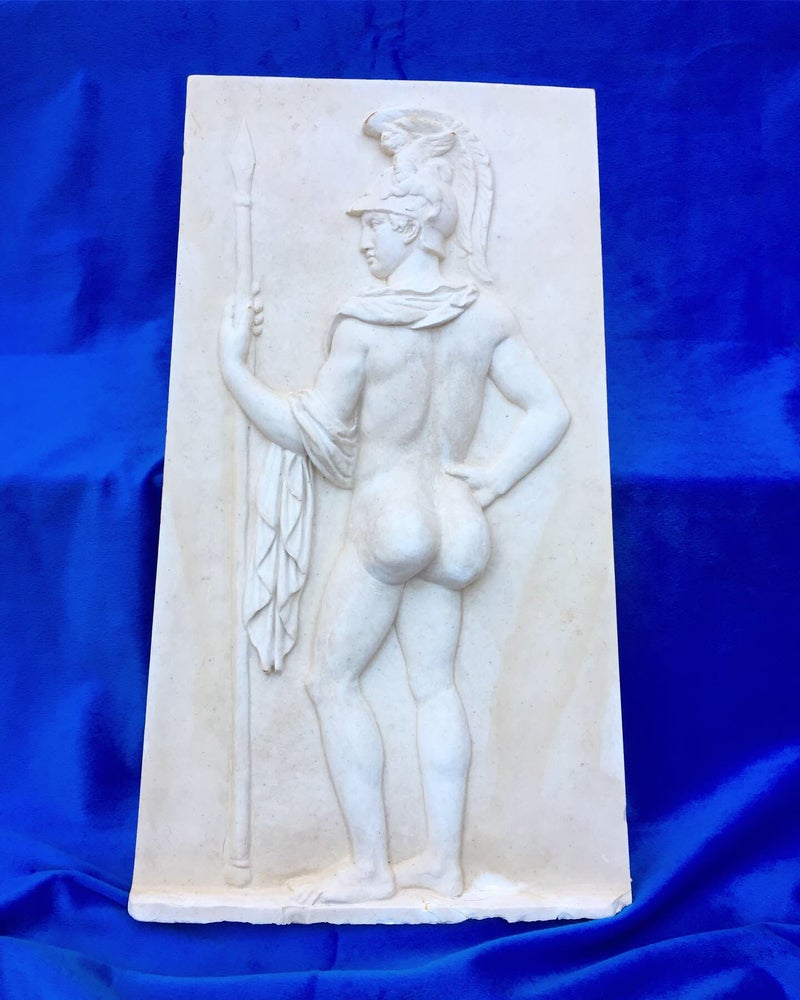 Image of Roman Relief (Big Ass) - Cast by Brad Rohloff
