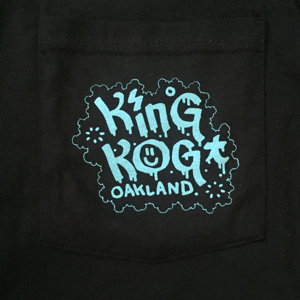 Image of KK x Pezo short & long sleeve pocket tees