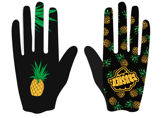 Image of Pineapple Crushed Gloves PRE ORDER