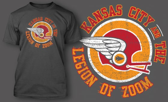 Image of Kansas City Legion of Zoom Shirt