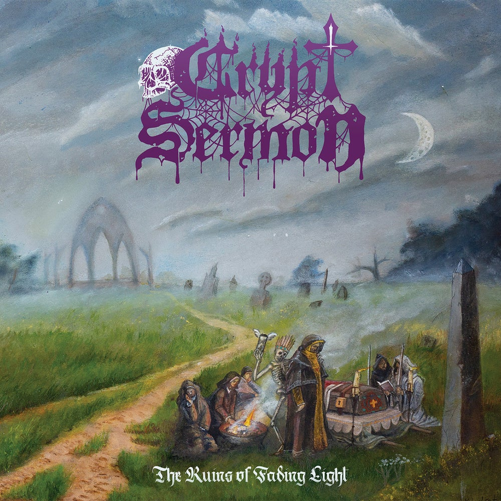 Image of Crypt Sermon - The Ruins Of Fading Light Vinyl Preorder