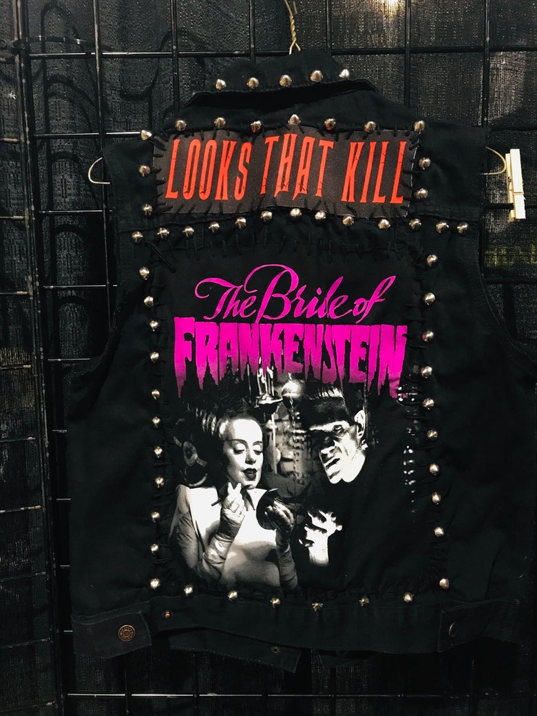 Image of Looks That Kill Bride Vest