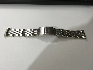 Image of BREITLING STAINLESS STEEL GENTS WATCH STRAP,STRAIGHT LUGS,18MM-20mm-22mm-24MM-