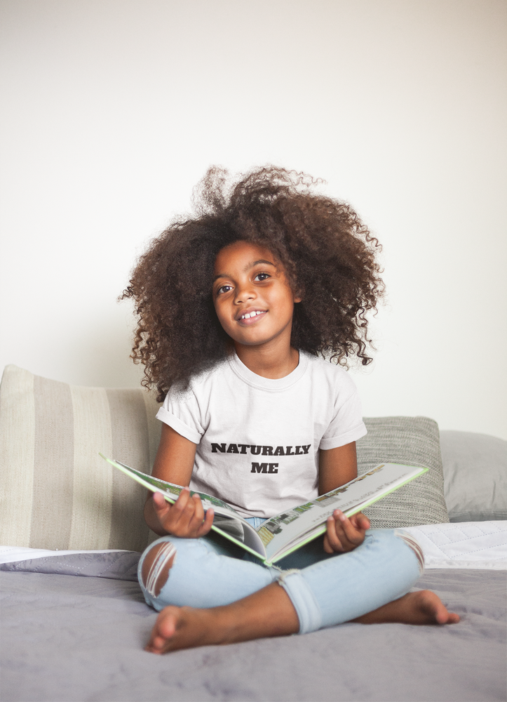 Image of Naturally Me Kids Tee