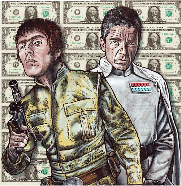 Image of Uncut Money 027. Rebel Empire.
