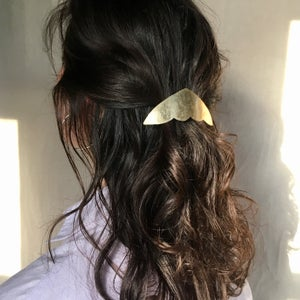 Image of petal barrette
