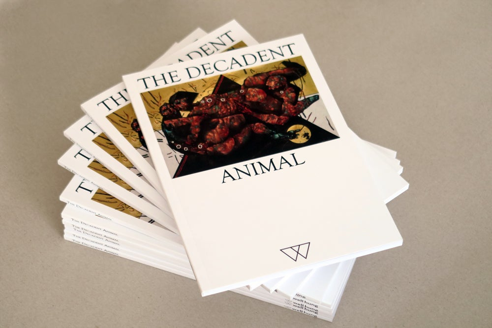 Image of The Decadent Animal Book