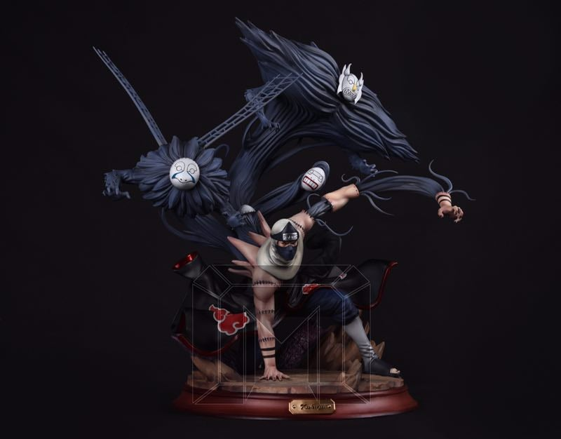Image of [Pre-Order] Naruto Model Palace Studio Kakuzu Resin Statue