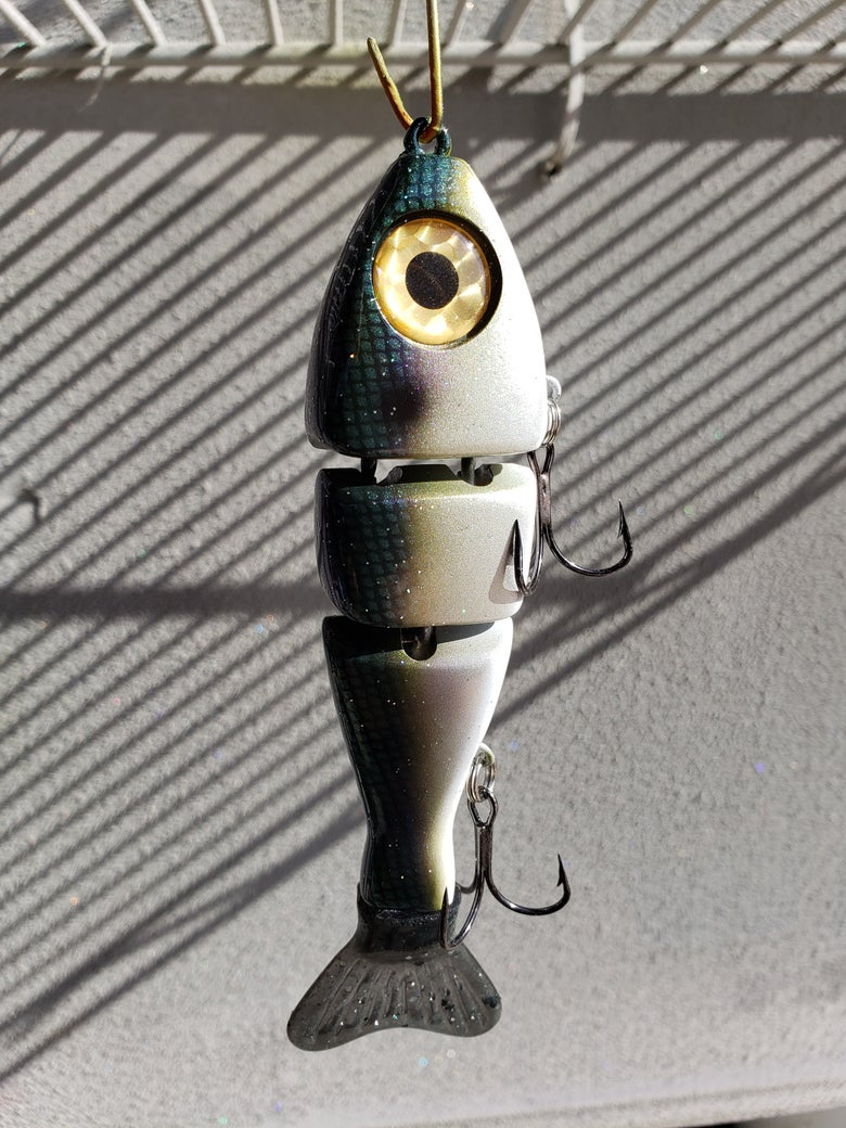Image of Southern Blue Herring. 5 Inch Stubby.