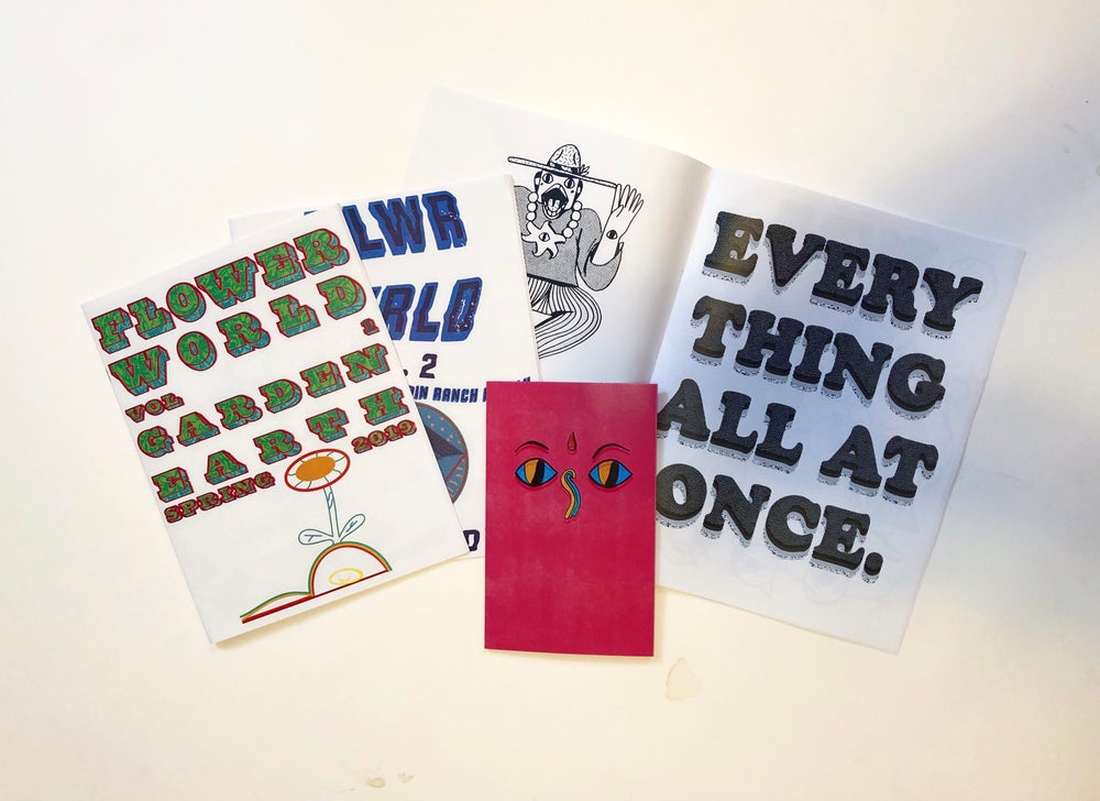 Image of Super Special Zine Pack.