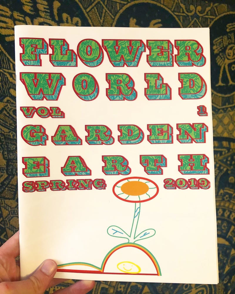 Image of FLOWER WORLD Vol. 1