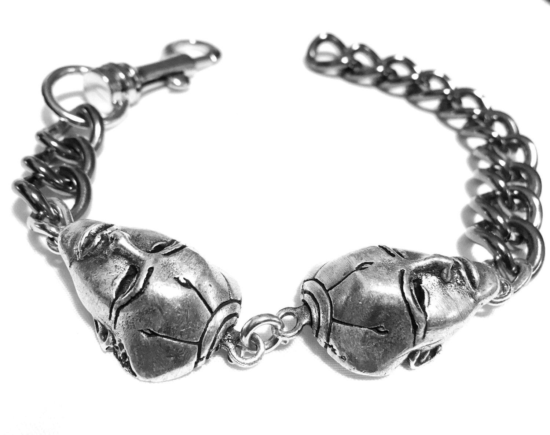 Image of G.E Double Headed Bracelet