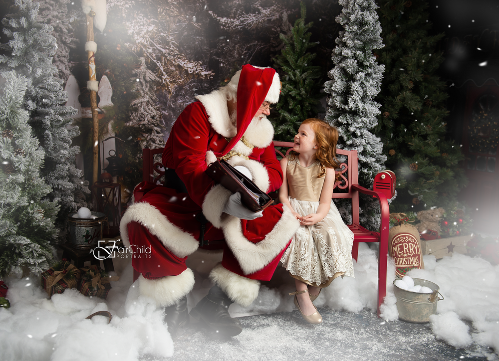Image of Santa Visit Session -Nov 24th 2019