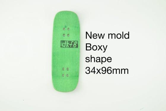 "Image of DK Decks - Blank ""Boxy"" Shape"