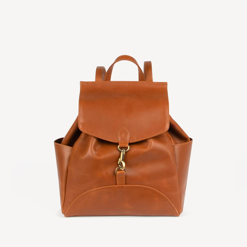 Image of Joyn Himani Leather Backpack