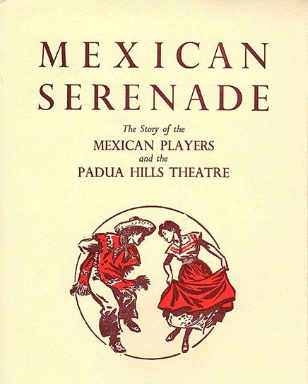 Image of BOOK - Mexican Serenade