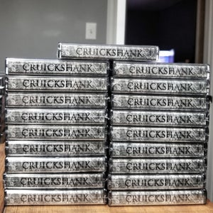 Image of Cruickshank • S/T Cassette *Ltd 100*