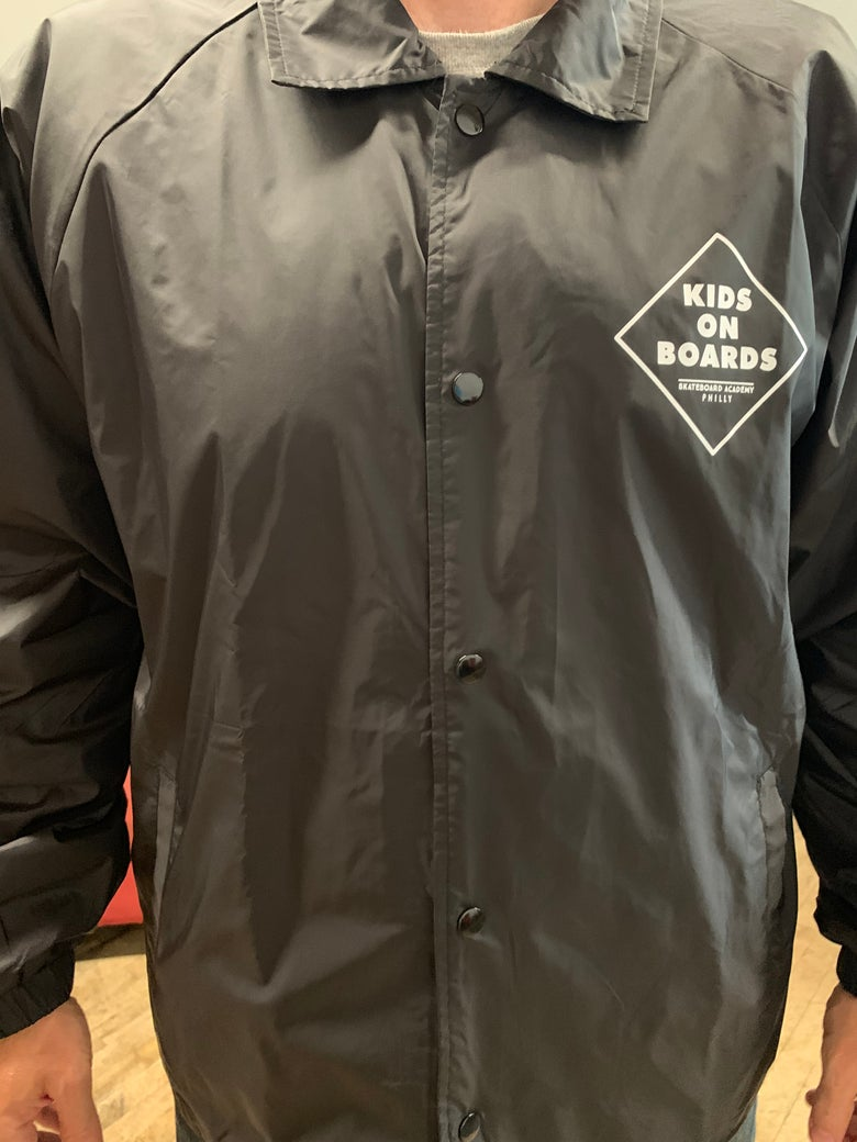 Image of Skateboard academy jackets