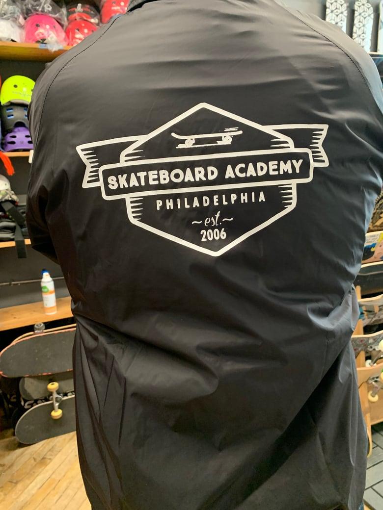 Image of Skateboard academy jackets
