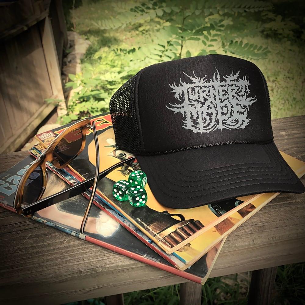 """Black Metalmade"" Snapback Hat"