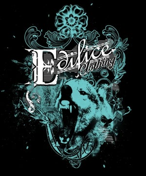 Image of Edifice Clothing - WOLF PACK - Men's 2 color hand printed short sleeve S-XXL