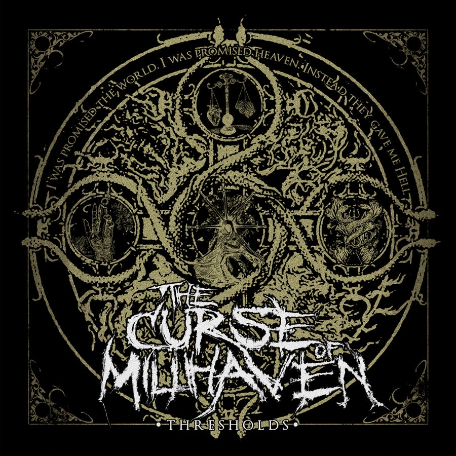 Image of The Curse Of Millhaven - Thresholds CD Digipack
