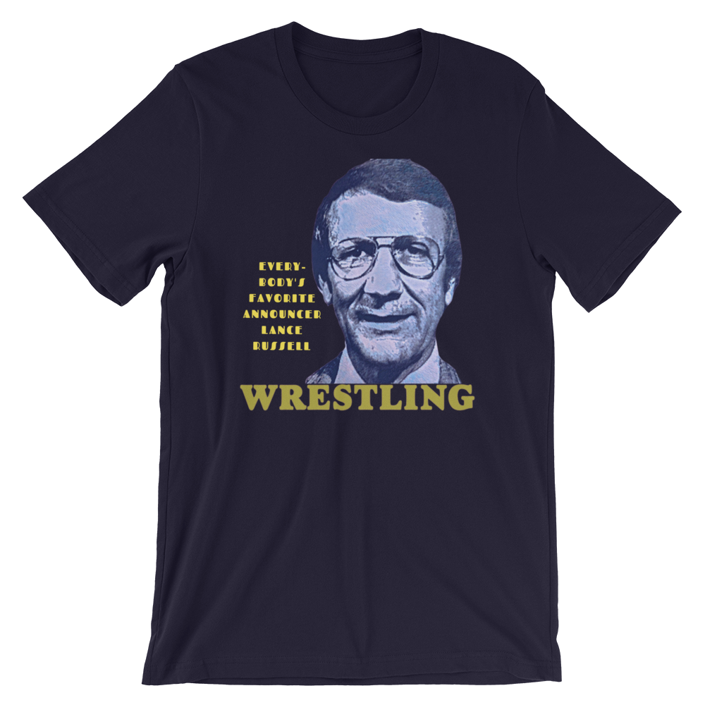 Image of Lance Russell: A Nose for Excellence w/Bonus Rear Neckline Artwork by Travis Heckel