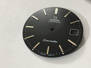 Image of BEAUTIFUL OMEGA SEAMASTER AUTOMATIC MENS WATCH DIALS,5 X COLORS,GENUINE.