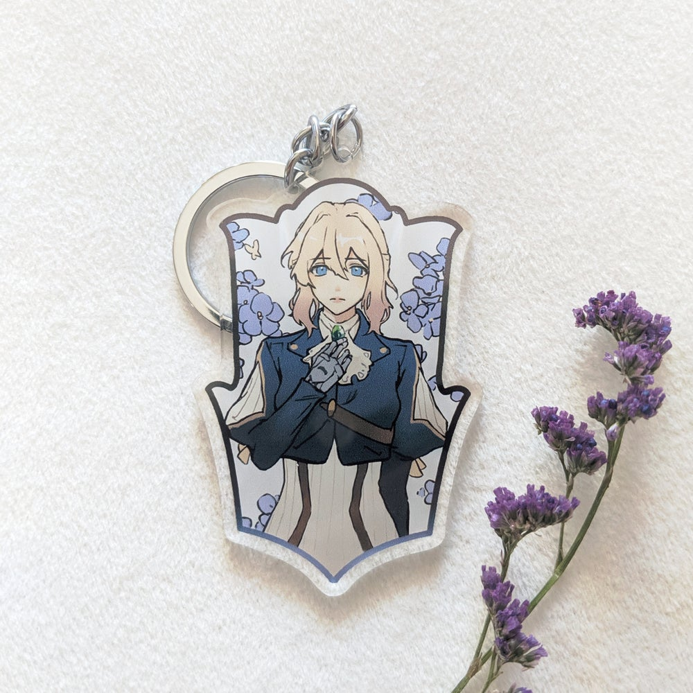 Image of Violet Evergarden Charm