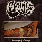 "Image of HAGGUS ""Plausibility Of Putridity"" LP"