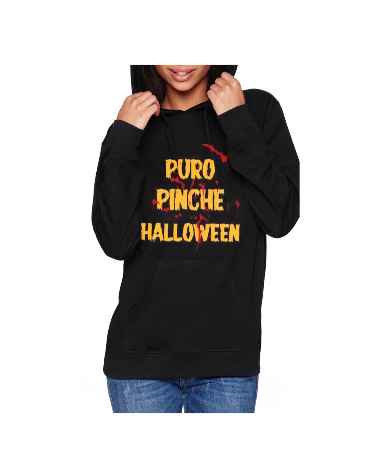 Image of Puro Halloween Unisex Pullover Hoodie