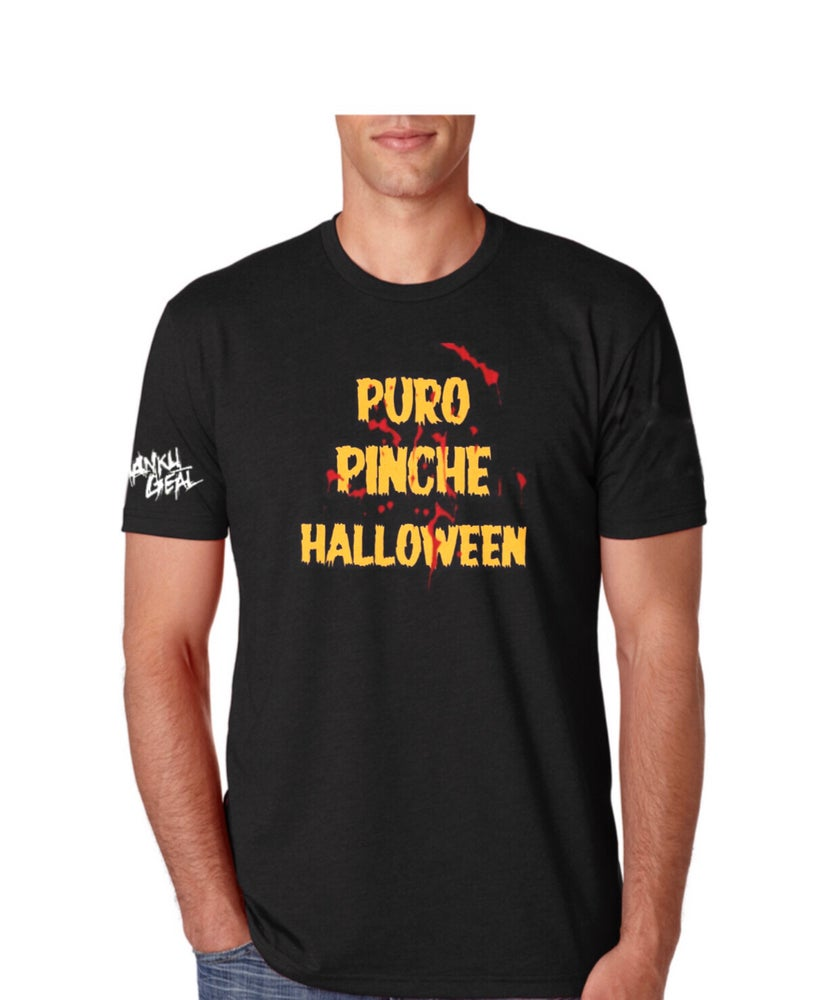 Image of Puro Halloween Men's Tee