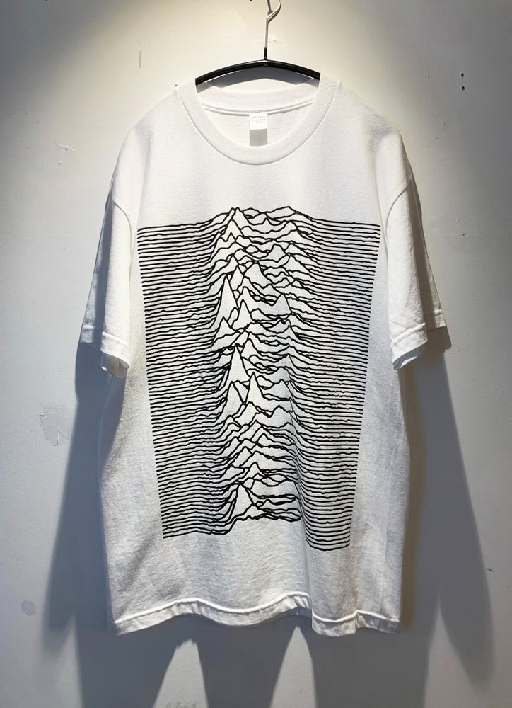 Image of UNKNOWN PLEASURES