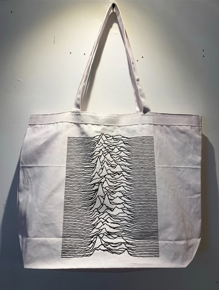 Image of UNKNOWN PLEASURES x BIG LOVE RECORDS