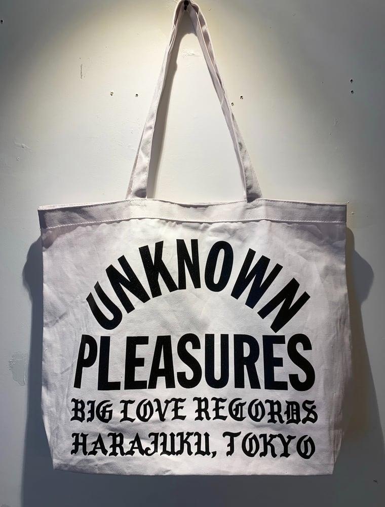 Image of UNKNOWN PLEASURES x BIG LOVE RECORDS