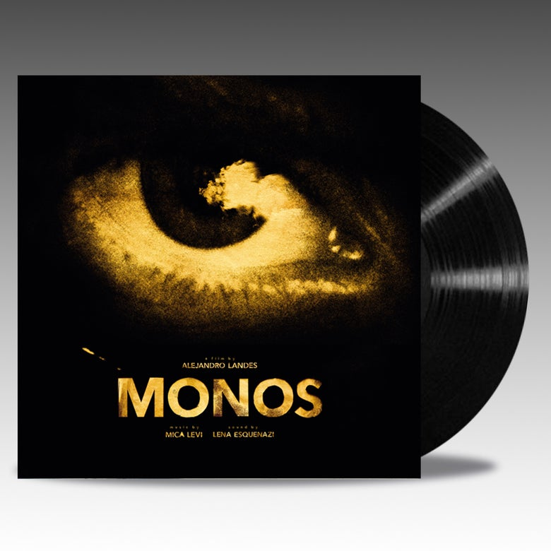 Image of Monos (Original Motion Picture Soundtrack) 'Black Vinyl' - Mica Levi