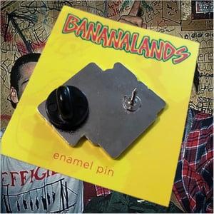 Image of Mystery Aborigine enamel pin