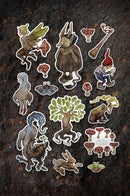 Image of Stickers from the woods NO1